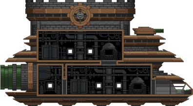 how to fix ship starbound