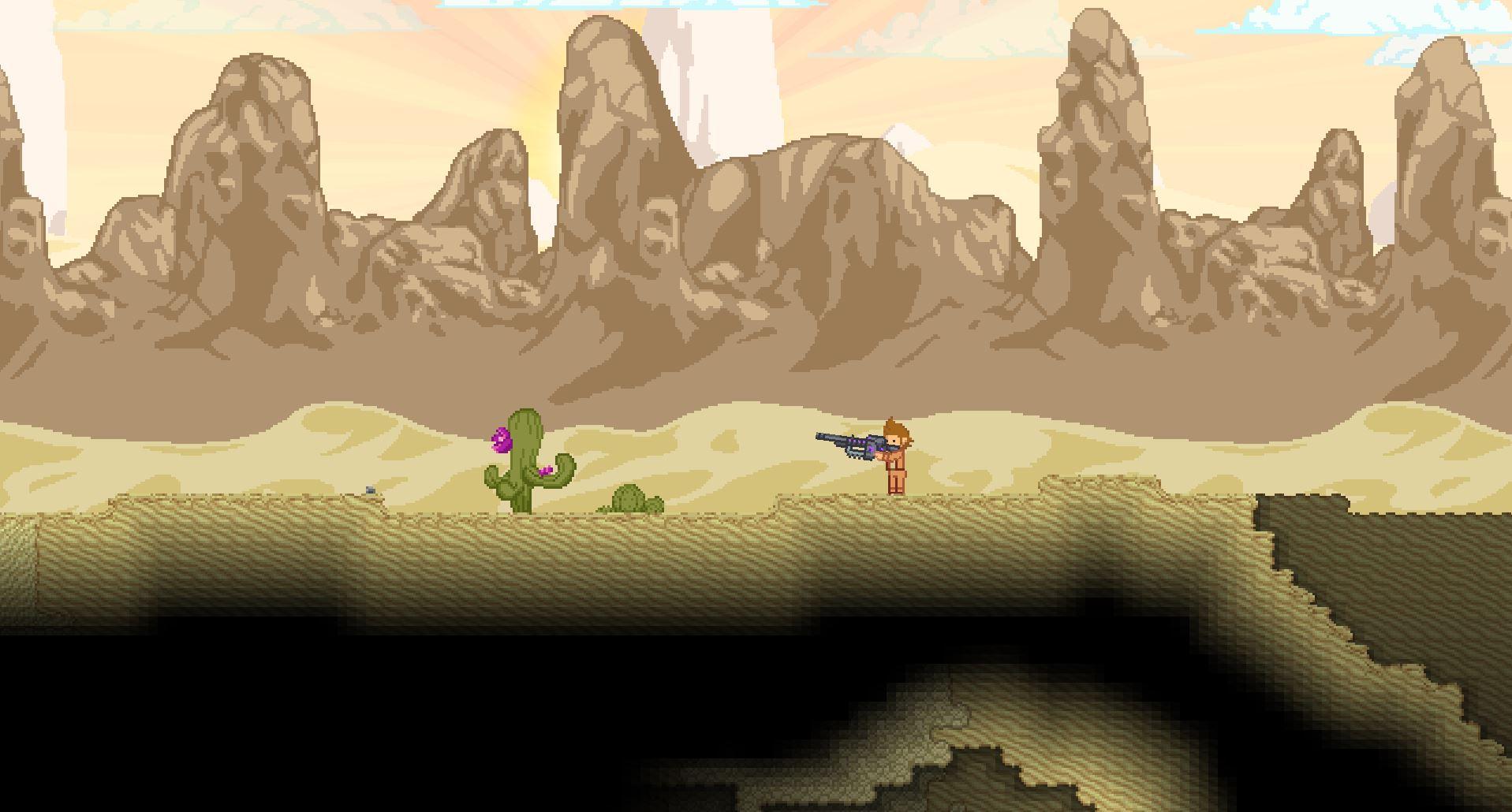 Desert Starbounder Starbound Wiki