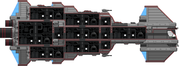 Human Ship - Starbounder - Starbound Wiki