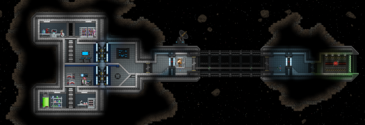 Space Encounter - Starbounder - Starbound Wiki