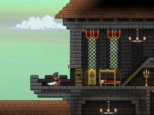 Glitch Castle - Starbounder - Starbound Wiki