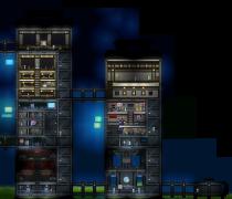 Hylotl Underwater City - Starbounder - Starbound Wiki