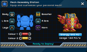 Mechs - Starbounder - Starbound Wiki